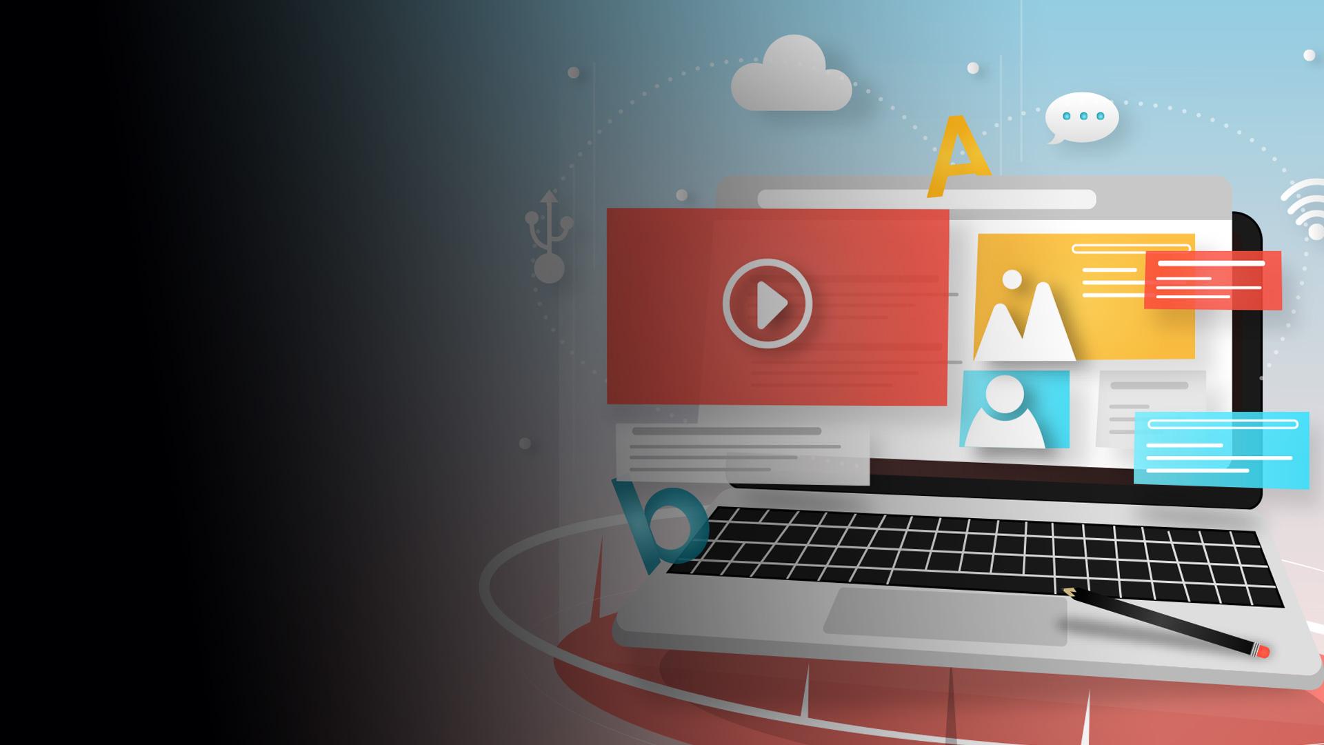 Sitios web & Social Marketing